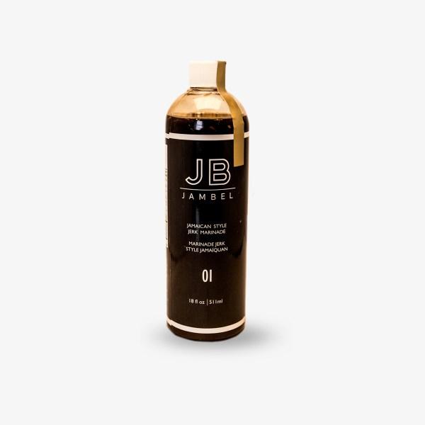 JB Jambel Jamaican Style Jerk Marinade