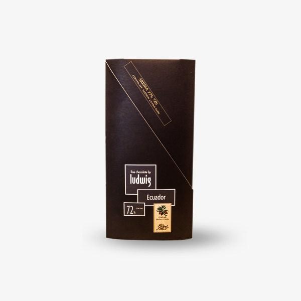 Ludwig Ecuador Chocolate, 72% Cocoa