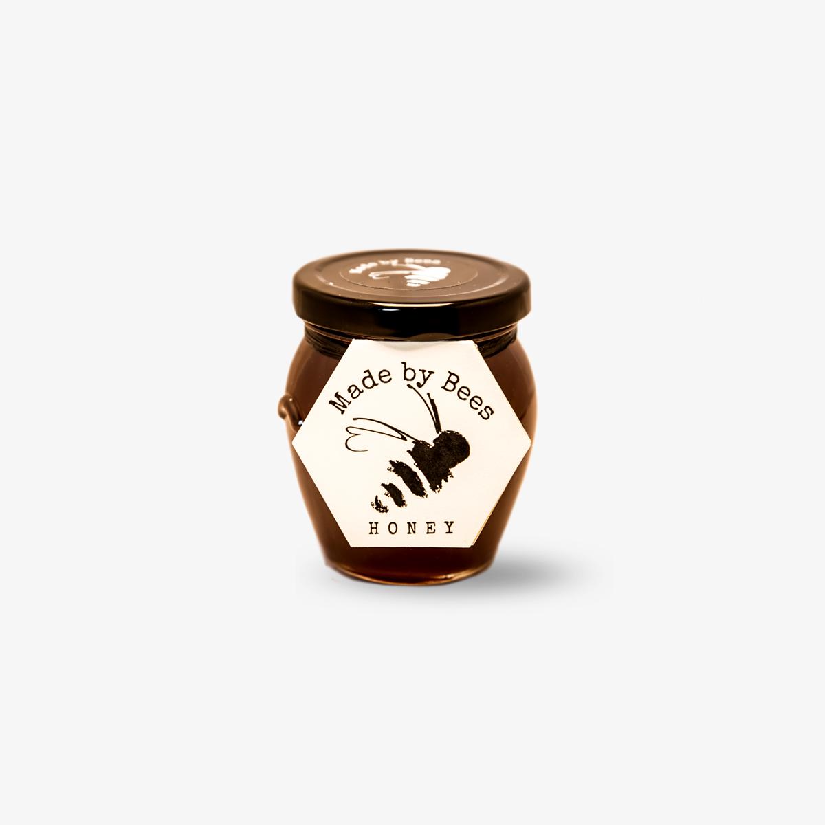 Buckwheat Honey, Made By Bees, 250g