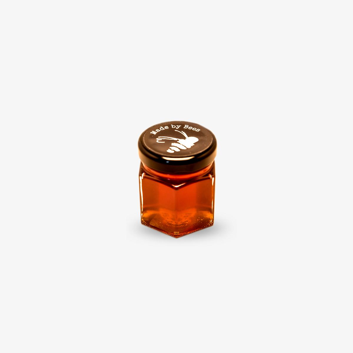 Made by Bees Buckwheat Honey, 60g