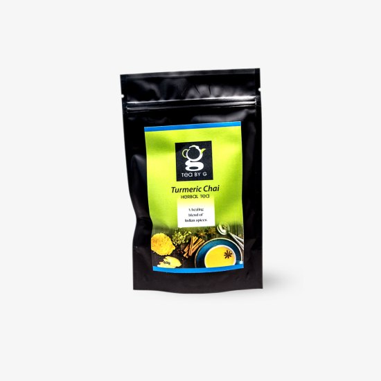 Add this very healing blend of cardamom, ginger, coriander, cinnamon, turmeric, pepper and cloves to your favourite hot tea, milk, milk alternative or juice.