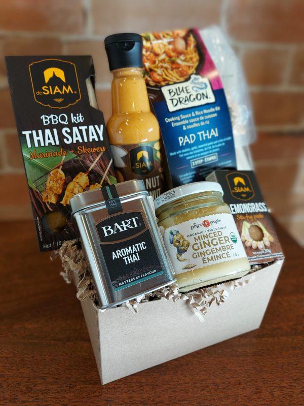 Taste of Thailand Gift Box