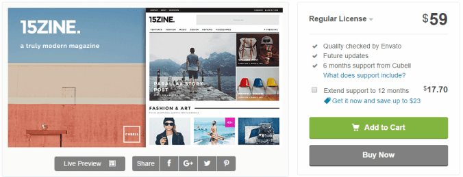 20 Best Premium News Magazine WordPress Themes of 2016