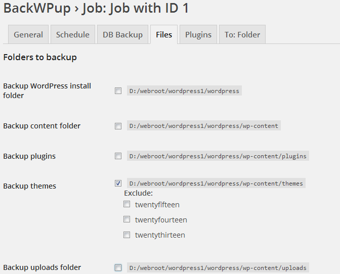 How to Backup WordPress Manually and Automatically