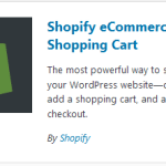 How to Start eCommerce With Shopify in WordPress