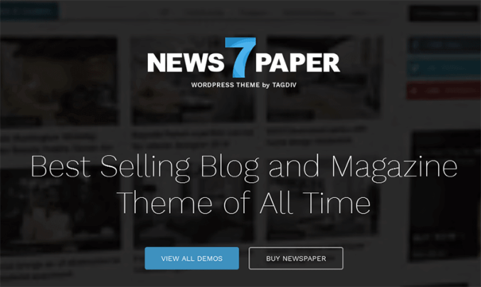 Best Premium and Free Magazine News WordPress Themes of 2017