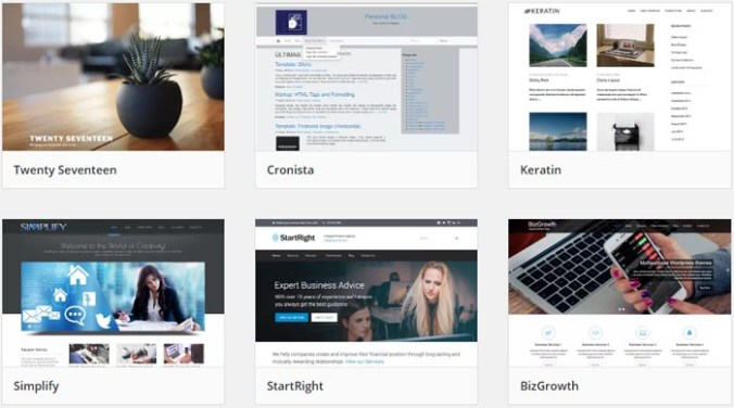 themes - How to Safely Change WordPress Theme