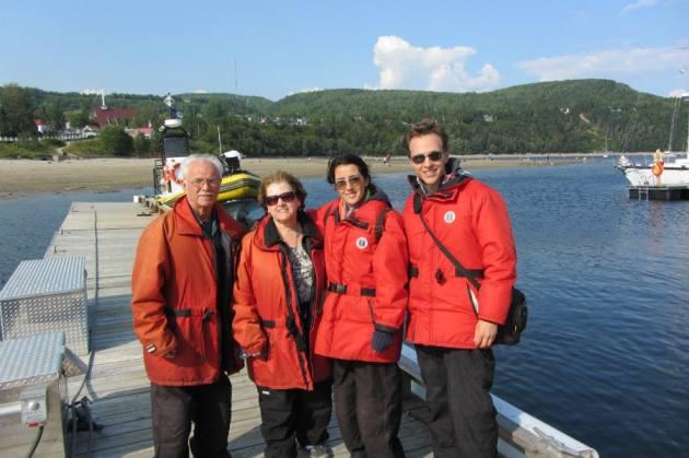 whale tour tadoussac quebec