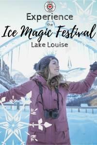 Ice Magic Festival, Lake Louise