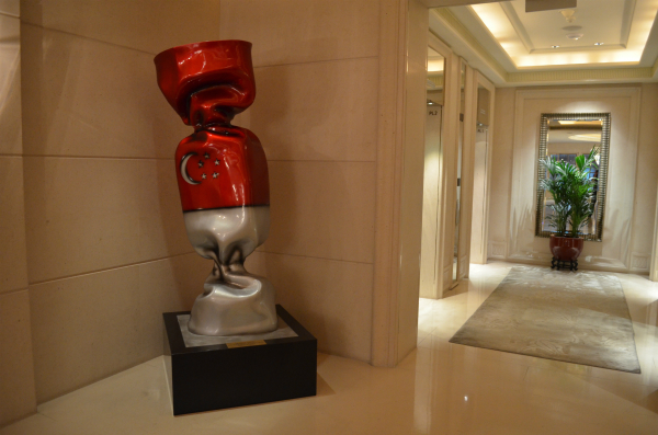 St.Regis Singapore art tour