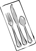 Customize 15+ Table Setting Clip Art and Menu Graphics