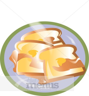 French Toast Clipart Breakfast Clipart