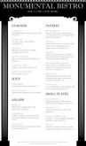 Capital City Menu Long