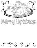 Christmas Restaurant Images & Christmas Menu Clipart