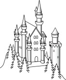 Customize 1+ Fairy Tale Castle Clip Art and Menu Graphics