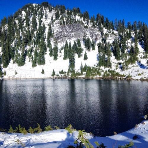 Snoqualmie Pass Alpental WA