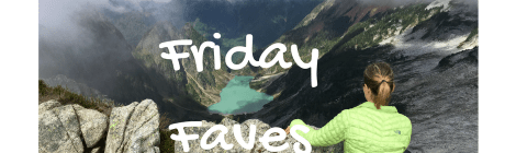 Friday Faves 9/15/2017