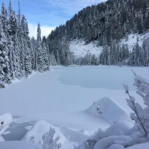 Lake 22 Mountain Loop WA