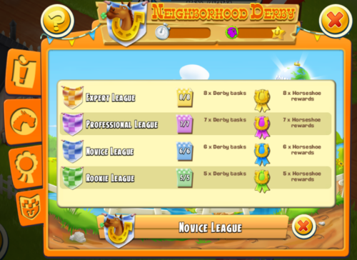 Hay Day Derby League Guide
