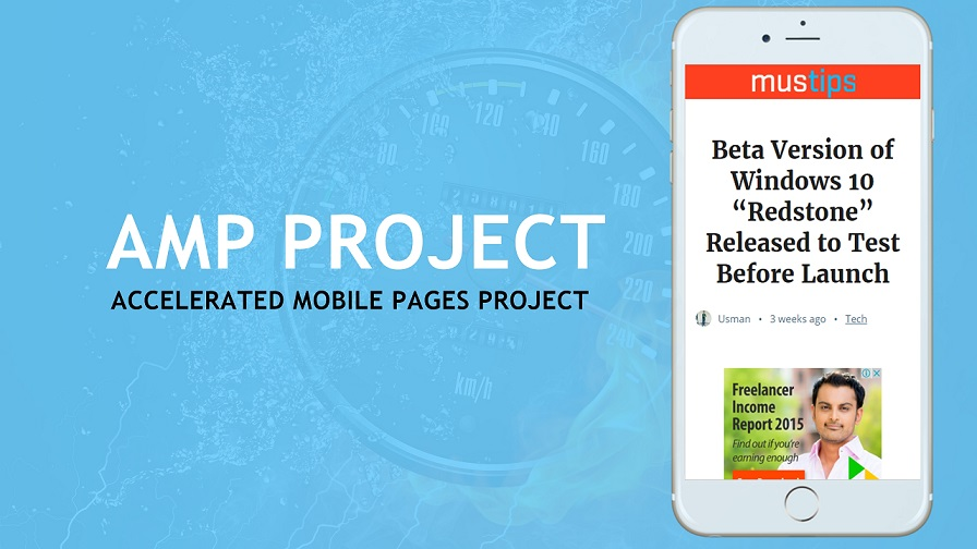 Implement Accelerated Mobile Pages (AMP) and Optimize the Website to Next Level