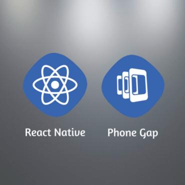 React Native and Phone Gap
