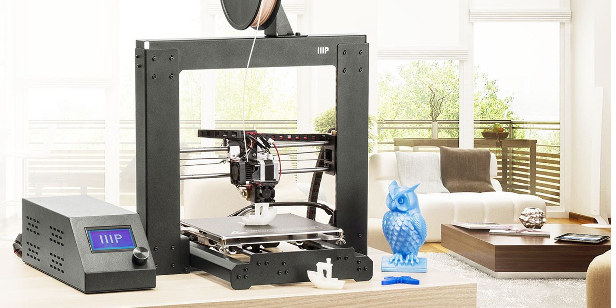 Maker Select 3D Printer V2 – The Future of 3D Printing