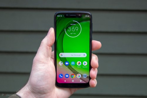 Motorola Moto G7 Play Best Phones in MetroPCS