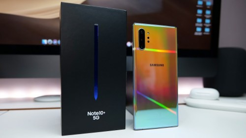 Samsung Galaxy Note 10 Plus 5G Best Phones in MetroPCS