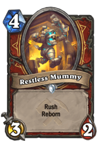 Restless Mummy