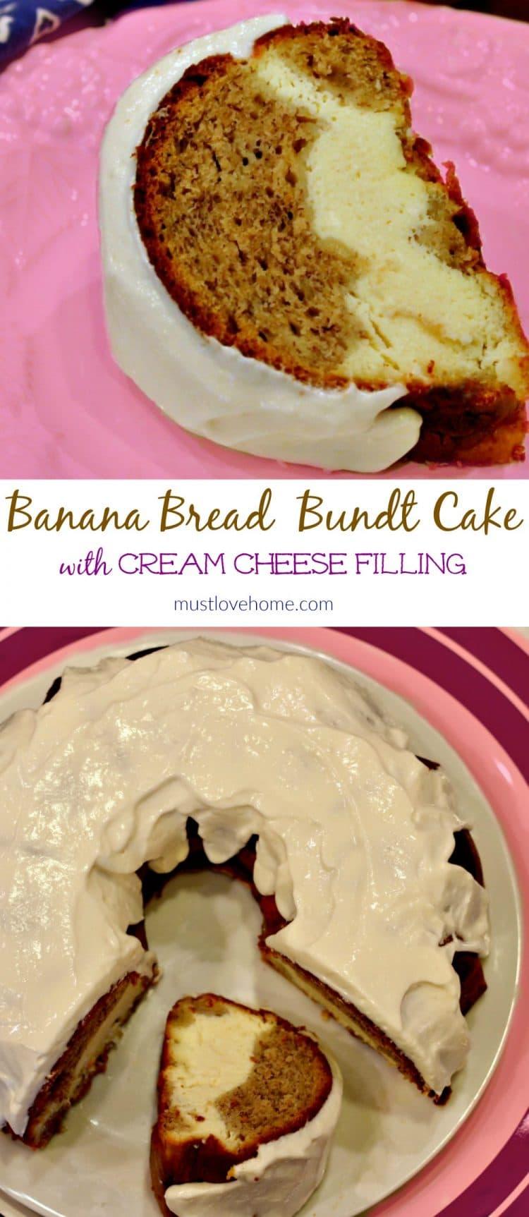 Spread Cake Mix Into Bundt Pan