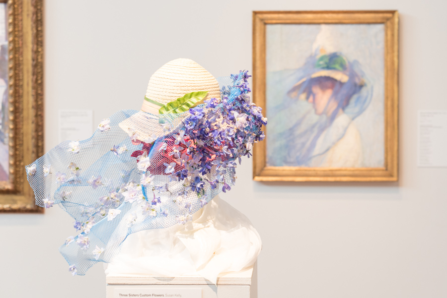 Bouquets to Art 2017 in San Francisco DeYoung Museum | Must Love Roses travel and style blog