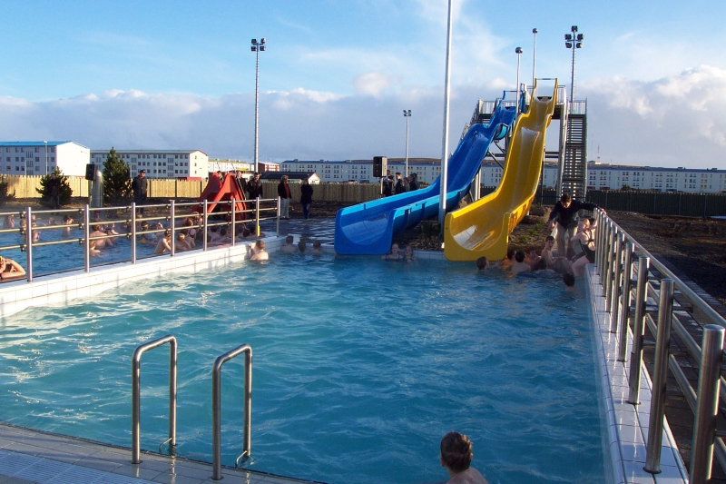 Swimming In The Ghetto Must See In Iceland