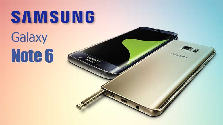 Samsung galaxy note 6 release date speculations and specs for Galaxy note 2 release date features
