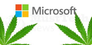 Microsoft Steps into Legal Marijuana Business