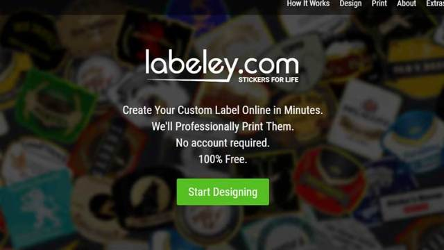 Labeley's Online App Lets You Create Stickers In Minutes