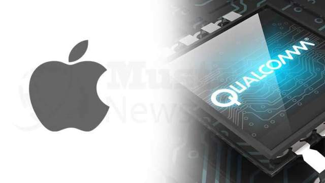 Qualcomm won't be paid any royalties by Apple