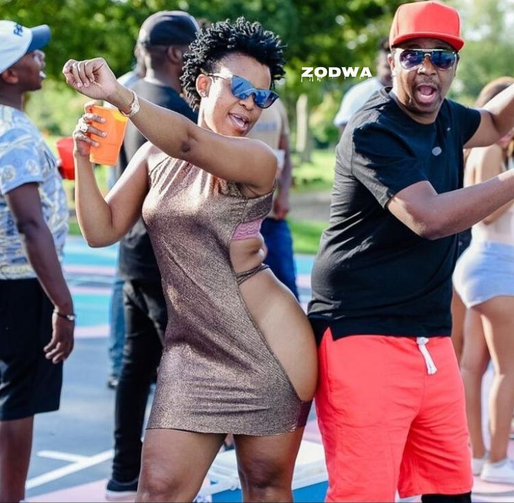DOWNLOAD MP3: South African Dancer Zodwa Wabantu Deported