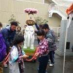 円福寺の花まつりです❗