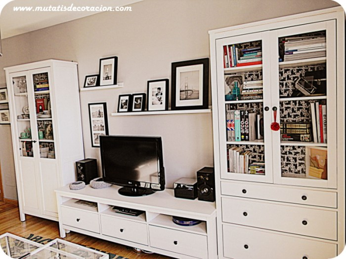 Hemnes ikea hack with salon hemnes