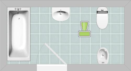 reformar un baño sin obra