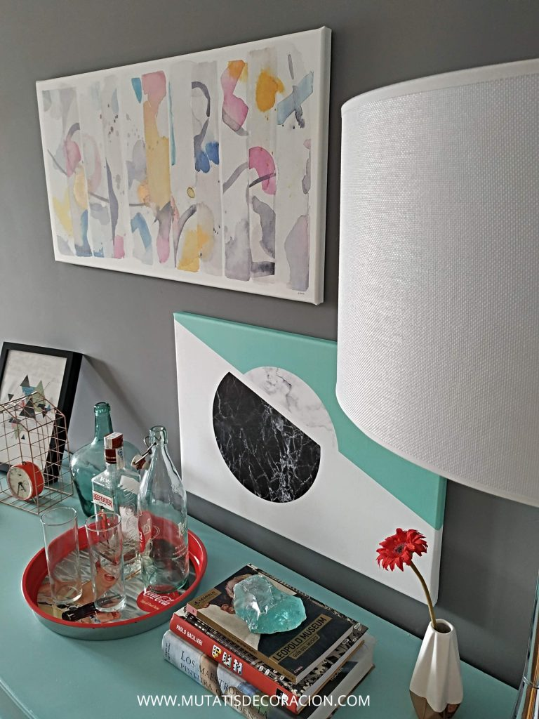 decorar paredes comedor
