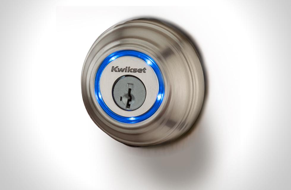 Kwikset Kevo Key Lock