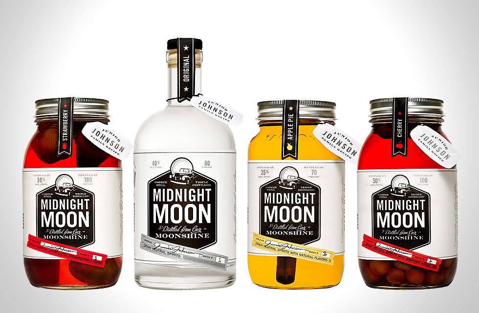 Midnight Moon Legal Moonshine