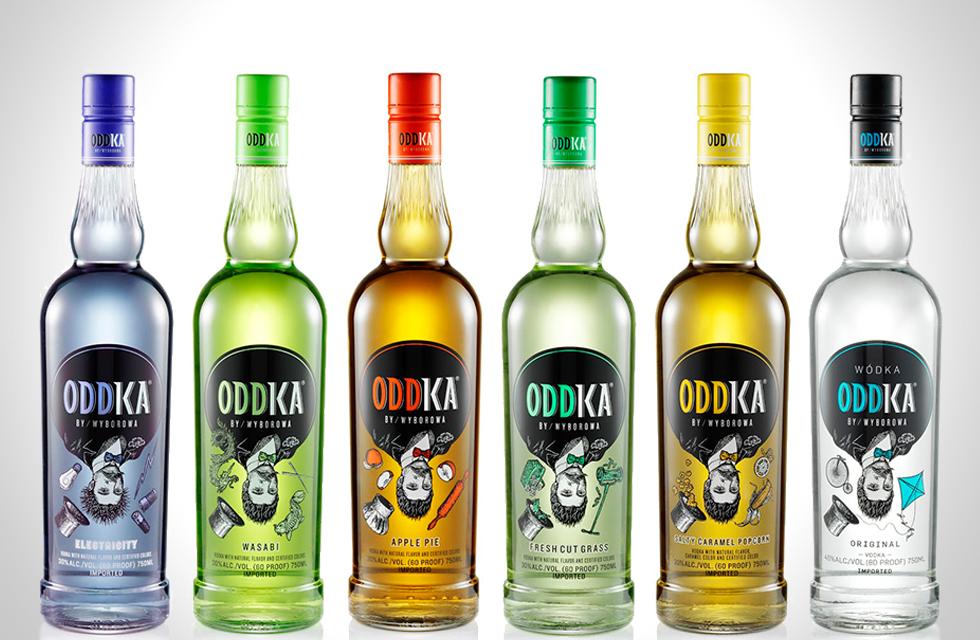 Oddka Vodka