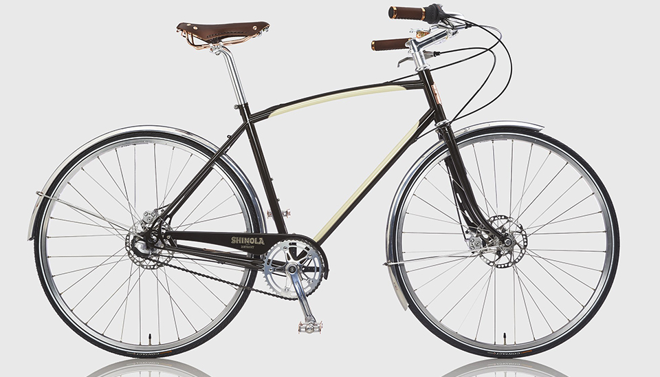 shinola bixby mens bike