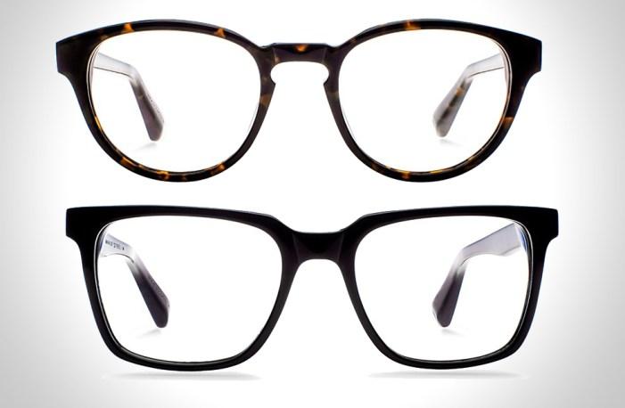 Warby Parker X Man of Steel
