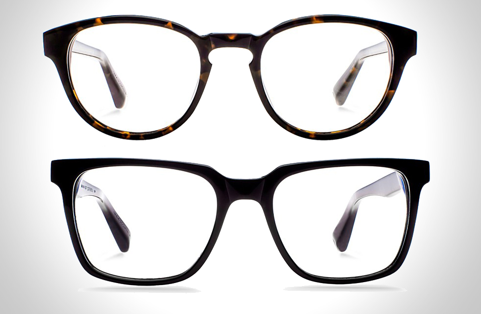 Warby Parker X Man of Steel