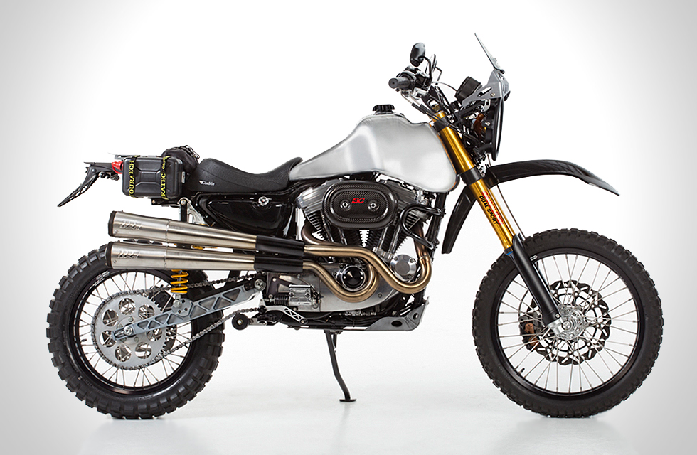 Harley SC3 Adventure