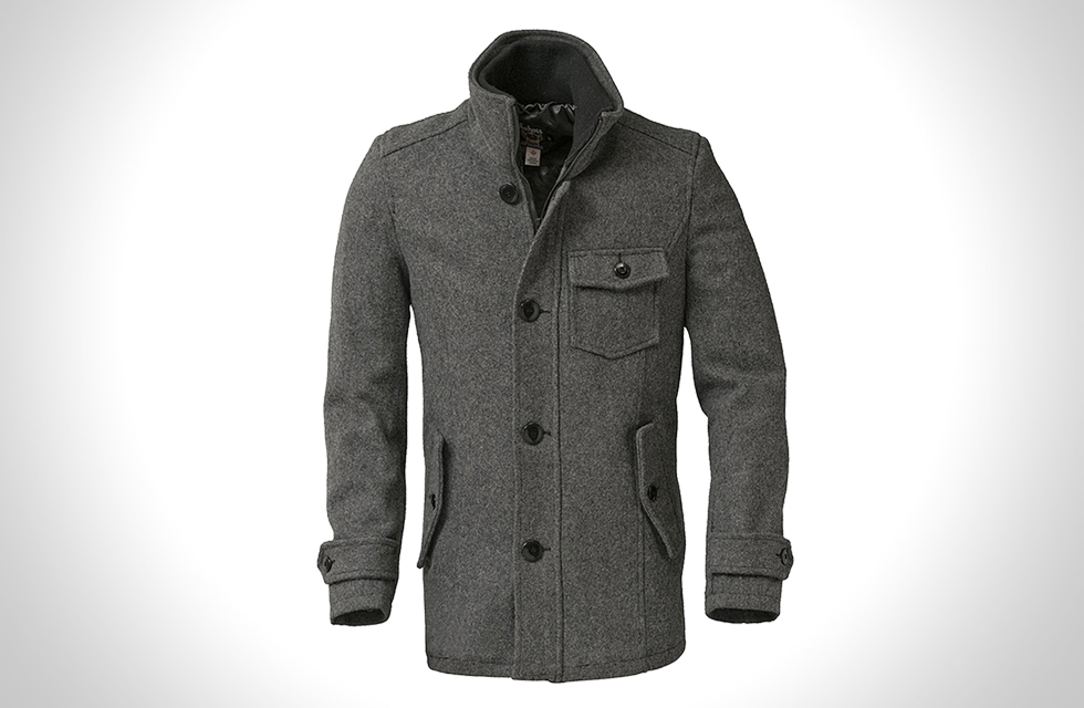 Schott Car Coat
