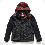 The Puffed Up Phantom jacket by The Critical Slide Society